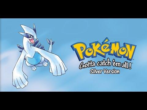 Pokemon Silver! Chat Names Pokemon (Playthrough Gameplay)
