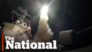 What happens after Syria strike?
