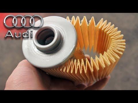 Filtr Oleju Do Audi - Hengst, Mann, Fram, PurFlux, Bosch, Filtron, Mahle #4