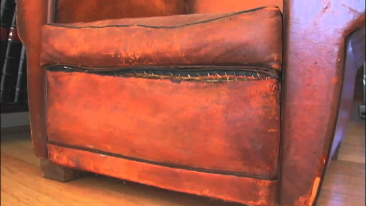 leather sofa like pottery barn english company crompton how to achieve the classic club style with our manhattan youtube premium