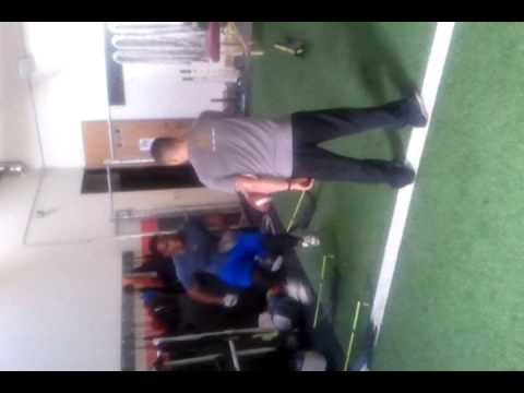 Nick Thurston Core Dynamics Training