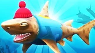 Hungry Shark Evolution - Baby Pet Shark Oceana Baby!