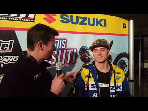 Supercross de Paris : Interview du Prince de Paris Yannis Irsuti !