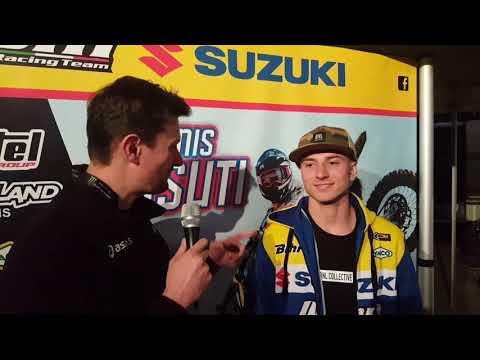 Supercross de Paris : Interview du Prince de Paris Yannis Irsuti !