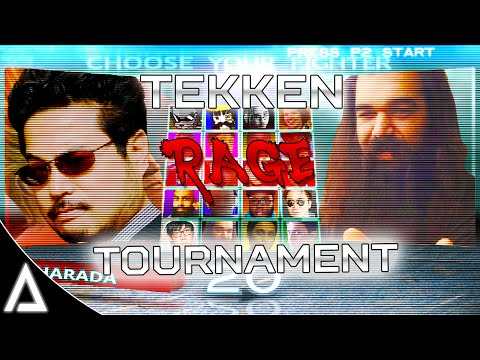 TEKKEN RAGE TOURNAMENT