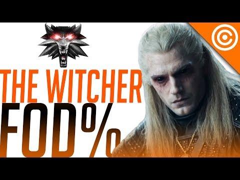The Witcher Da Netflix é INACREDITÁVEL
