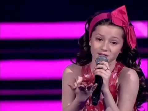 "Ídolos Kids - Ana Catarina canta ""Além do Arco-íris"" (17/10/2012)"