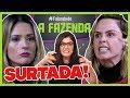 """💥Formação da Roça: ANA PAULA SURTA, AO VIVO, COM NADJA QUE CHORA! COMENTANDO """"A FAZENDA 10"""""""