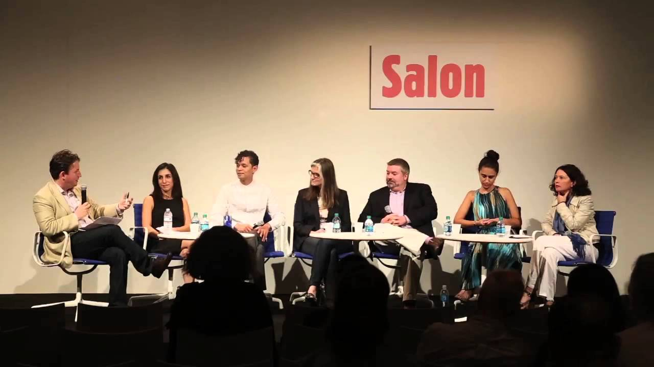 salon discussion art basel s crowdfunding initiative
