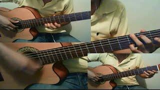 Departure - Rurouni Kenshin (guitar cover) [TABS]
