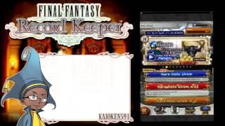Final Fantasy Record Keeper ¦FFRK¦ Dark Knight Cecil Relic Banner Draw