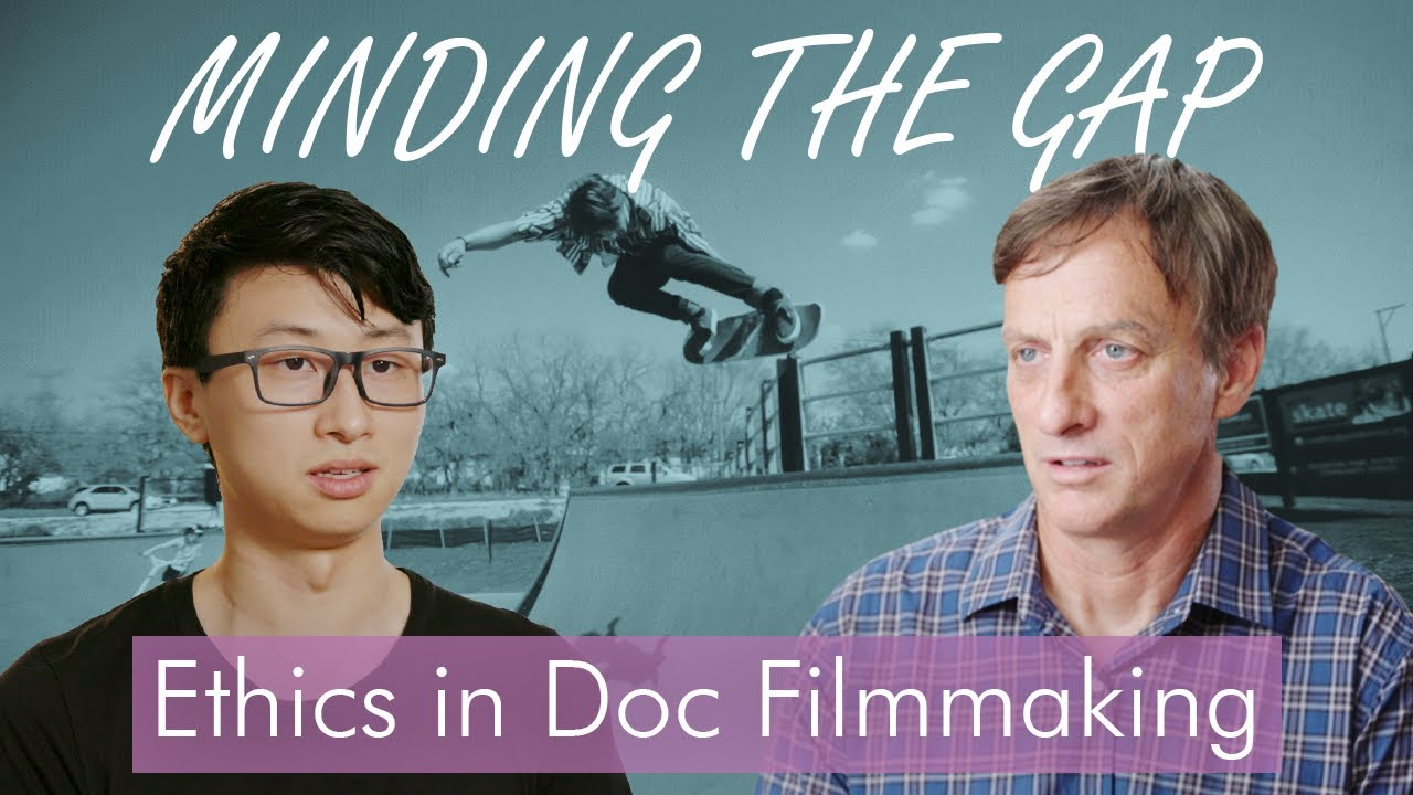 Download MINDING THE GAP - The Ethics of Narrative in Documentaries (ft. Tony Hawk)