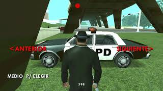 GTA San Andreas versión android (Misión 47)