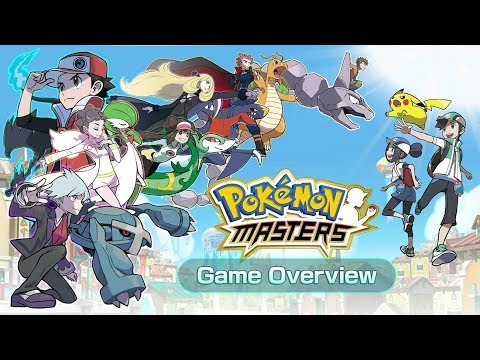 Pokémon Masters APK v1 1 0 for Android - Free download
