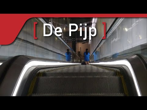 Taking a look at Station De Pijp, Amsterdam - Metro