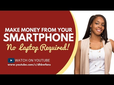 CHAT JOB ALERT! Get Paid To Work From Home On Your Smartphone