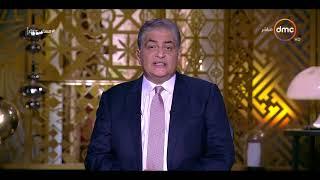 مساء dmc - وزير الإسكان ومحافظ الدقهلية يضعان حجر أساس مدينة المنصورة الجديدة
