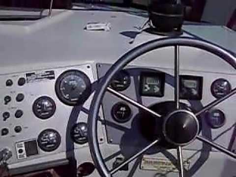 Saguaro Lake Baha 270 express (XLE) portside fuel test