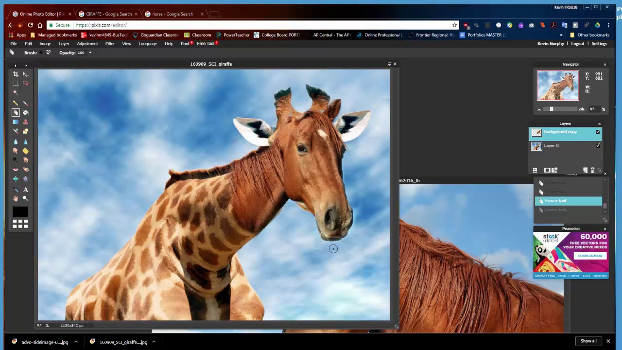 Pixlr Editor Tutorial -   Make New Species