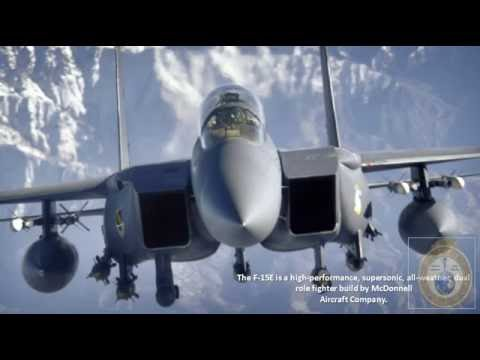 Military Visualizations F-15E Expanded briefing