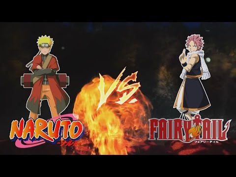 Fairy tail vs One piece vs Naruto shippuden FON) HD from YouTube · Duration:  12 minutes 40 seconds