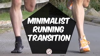 How to transition into barefoot running shoes - 5 tips