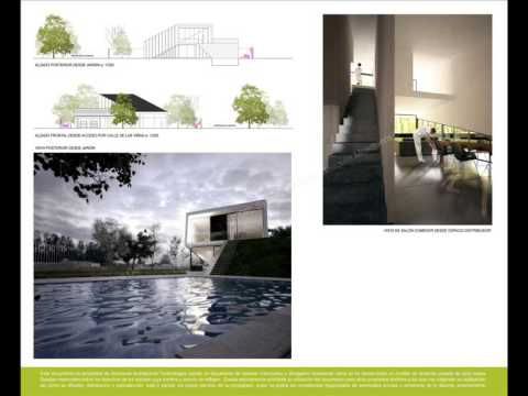 Ejemplos pr cticos de arquitectura a la carta dossier de for Proyecto arquitectonico pdf