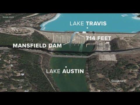 LCRA monitoring water level at Lake Travis