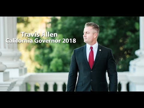 Travis Allen - California Governor 2018
