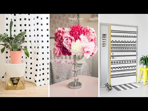 10 Easy DIY Projects For Your Bedroom