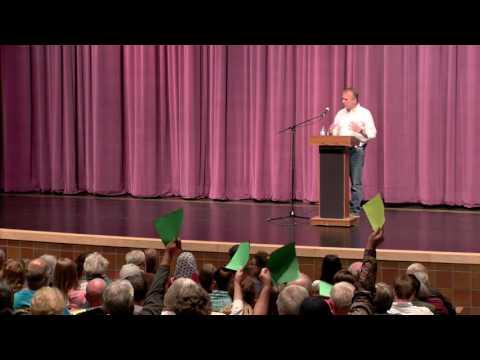 Dan Sullivan Town Hall Meeting