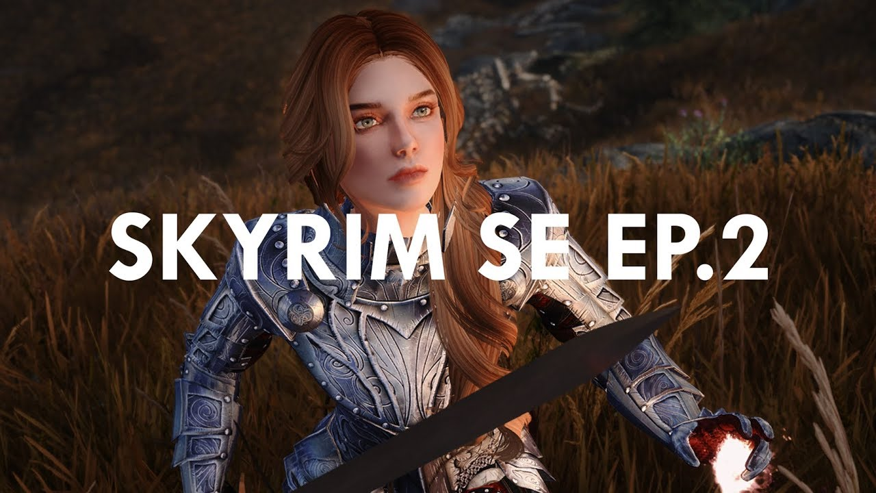 Comunidade Steam :: Vídeo :: Skyrim SE Modded in 2018