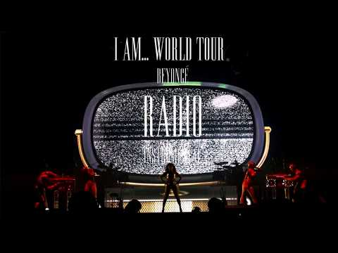 Beyoncé - Radio (I Am... World Tour Instrumental Version)