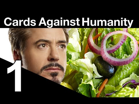 """""""SALAD TOSSING"""" - Cards Against Humanity #1 - Cittiplays ft. Alex, Joe, Tyler, & Russell"""