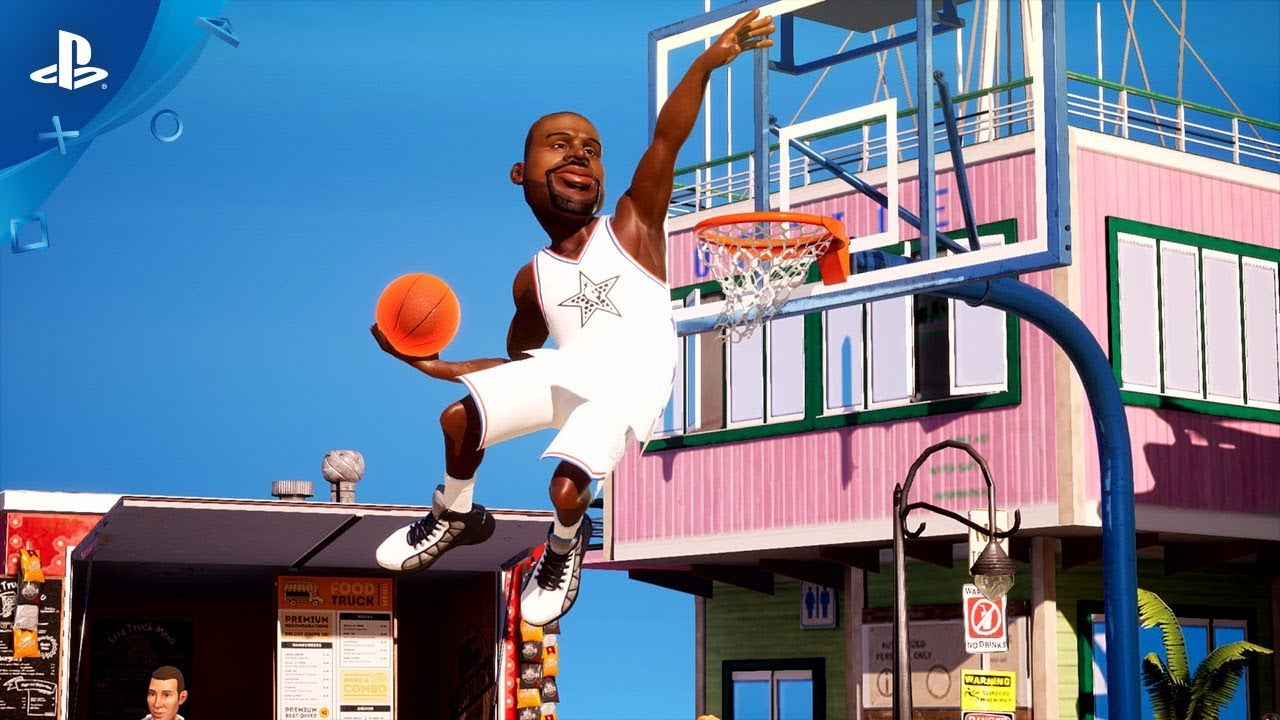 NBA 2K Playgrounds 2: All Star Trailer | PS4