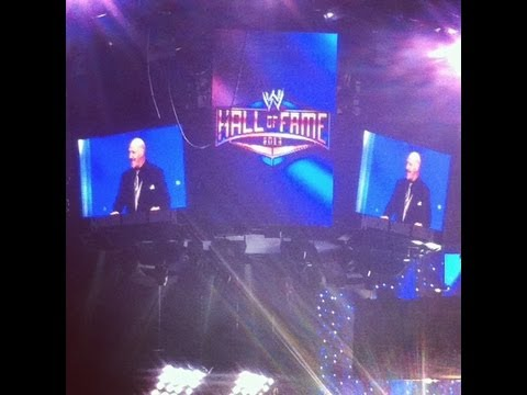 2013 WWE Hall of Fame