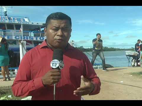 ALENQUER FICA DE FORA DE INVESTIMENTOS PORTUÁRIOS PELO GOVERNO DO PARÁ