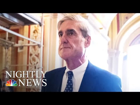 President Donald Trump Threatens To Revoke More Security Clearances | NBC Nightly News