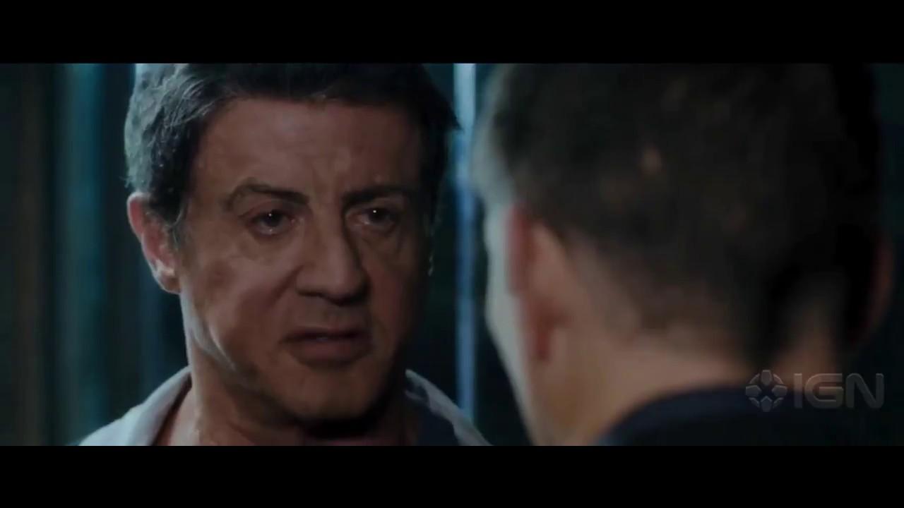 ESCAPE PLAN - Official Trailer (HD) 2013