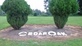 Cedar Oak Plantation in Holly Springs, MS For Sale