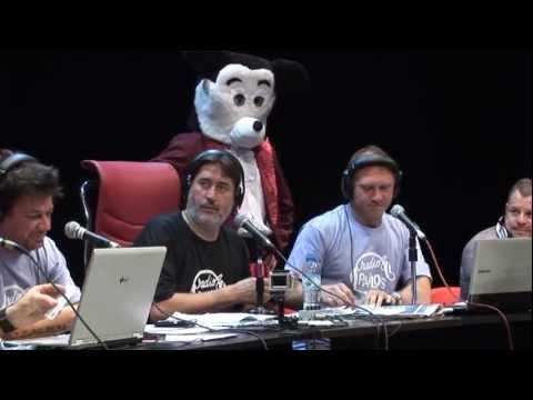 Radio Pailos en el Teatro Real