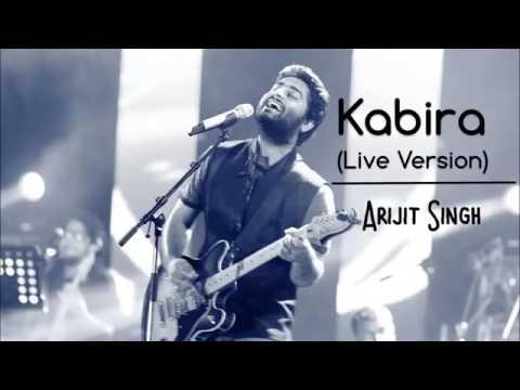 Kabira rock version by arijit singh. .......
