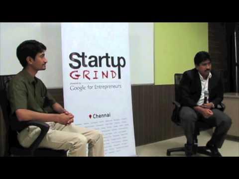 Arun Kumar (Casa Grande) at Startup Grind Chennai