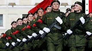 Guerre en Syrie : la Russie construit deux nouvelles bases en Syrie