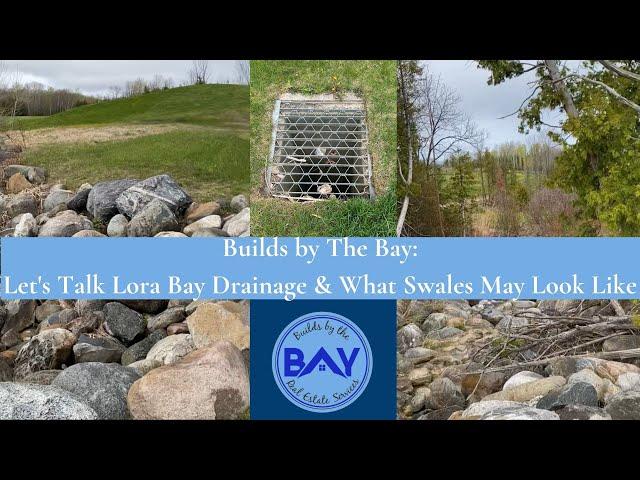 Lets Talk Lora Bay Drainage and Swales