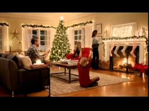 Home Depot Holiday Ad