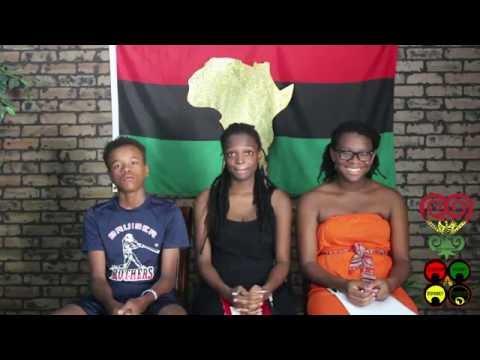 Sankofa Youth Initiative Students Interviewed on BLAK IWA TV