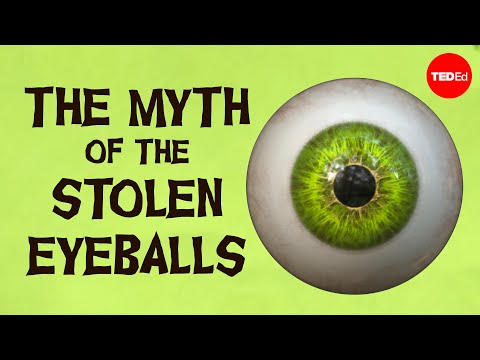 Video image: The myth of the stolen eyeballs - Nathan D. Horowitz