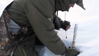 Ловля судака зимой кама Пермь !