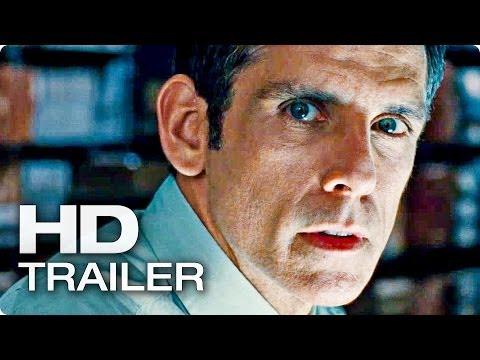 DAS ERSTAUNLICHE LEBEN DES WALTER MITTY Trailer #3 Deutsch German | 2014 Official [HD]